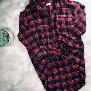 Classic Hollister Flannel